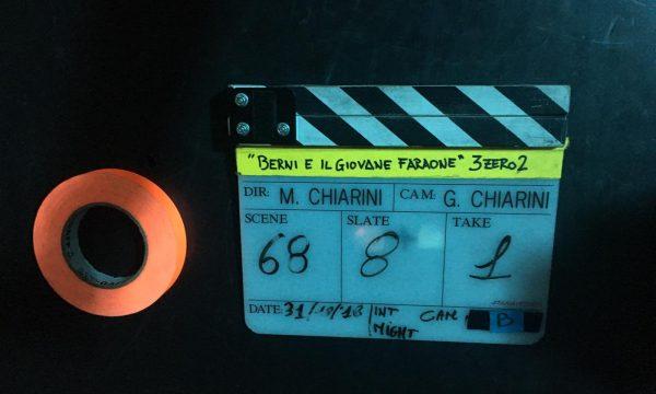 BERNI E IL GIOVANE FARAONE -FILM -DISNEY-BACKSTAGE 1