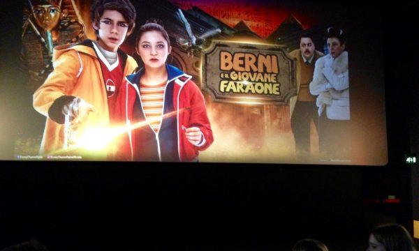 BERNI E IL GIOVANE FARAONE -FILM -DISNEY-BACKSTAGE 12