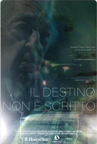 IL DESTINO NON E' SCRITTO -LOCANDINA FILM-SOUND SUPERVISION -OMNIBUSTUDIO