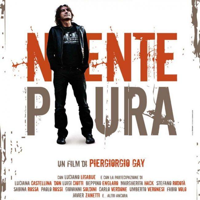 NIENTE PAURA- PIERGIORGIO GAY-BIM DISTRIBUZIONE-SUONO IN PRESA DIRETTA -RICKY MILANO -OMNIBUSTUDIO