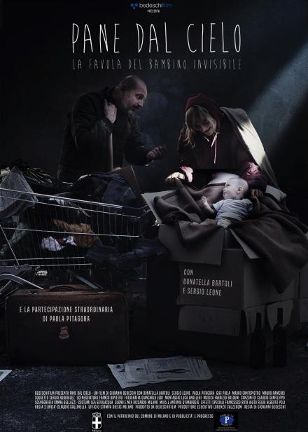 PANE DAL CIELO-LOCANDINA FILM-SOUND SUPERVISION -OMNIBUSTUDIO