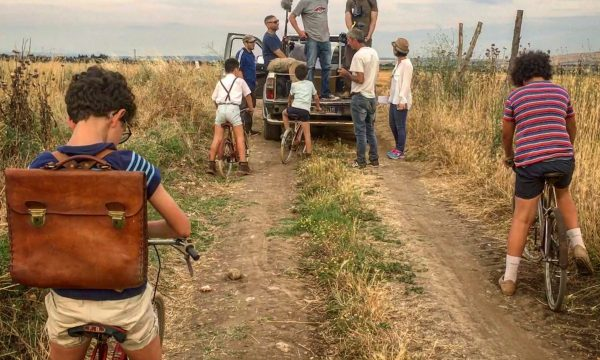 CACCIAGUIDA-CORTOMETRAGGIO -LATERAL FILM-BACKSTAGE-OMNIBUSTUDIO-12