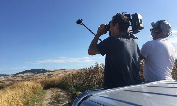 CACCIAGUIDA-CORTOMETRAGGIO -LATERAL FILM-BACKSTAGE-OMNIBUSTUDIO-14