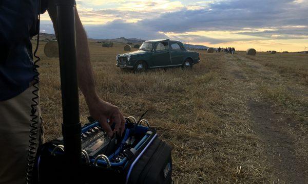 CACCIAGUIDA-CORTOMETRAGGIO -LATERAL FILM-BACKSTAGE-OMNIBUSTUDIO-16