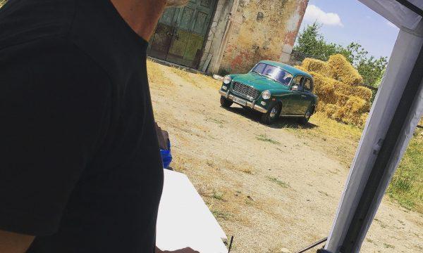 CACCIAGUIDA-CORTOMETRAGGIO -LATERAL FILM-BACKSTAGE-OMNIBUSTUDIO-9