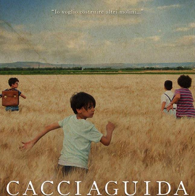CACCIAGUIDA-LOCANDINA FILM-SOUND SUPERVISION -OMNIBUSTUDIO