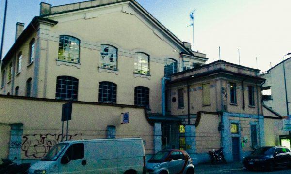 OMNIBUSTUDIO DI RICKY MILANO -VIA WATT 5 -LOCATION -SEDE 1